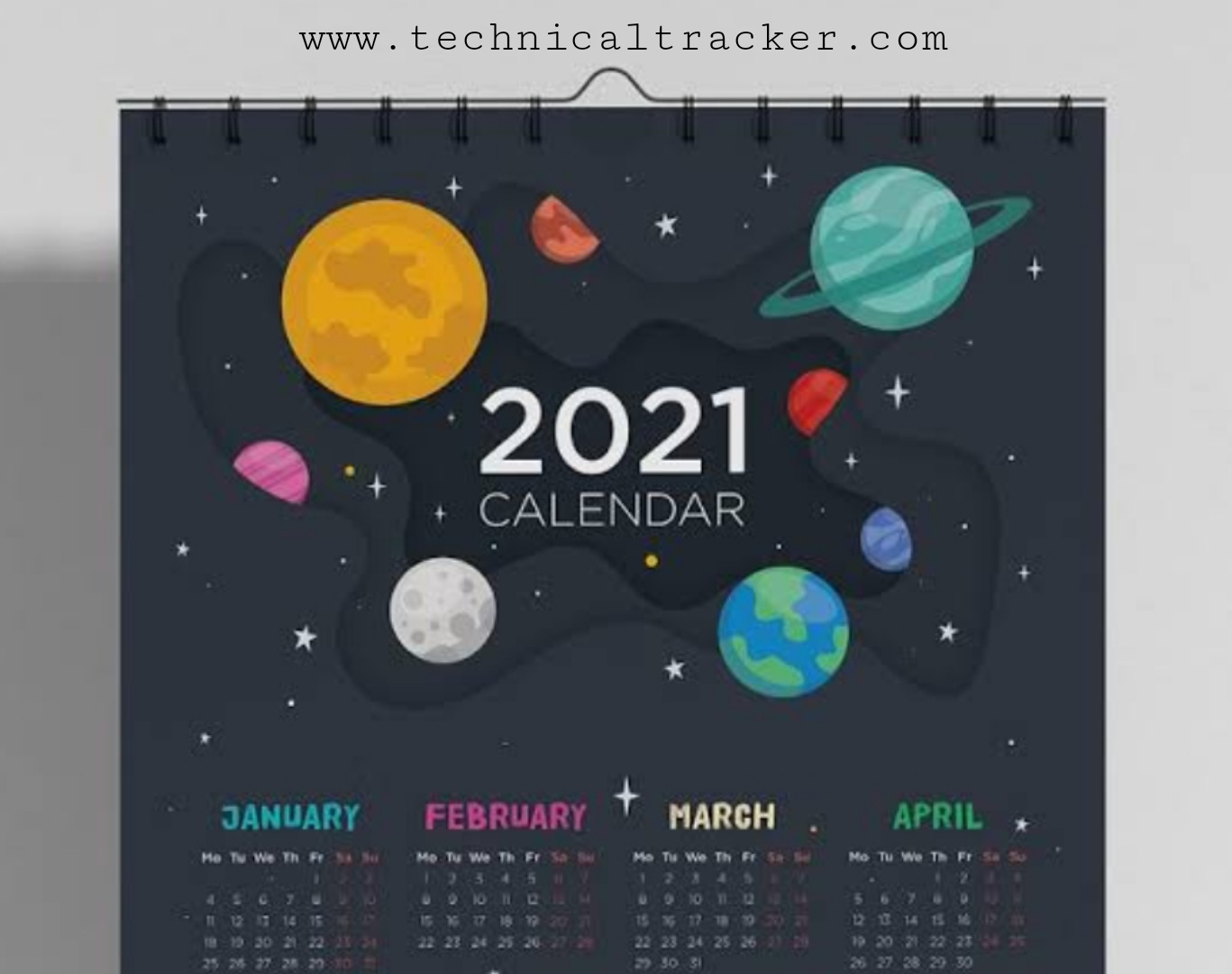 2021 Space Calendar : SpaceX Starship tests, NASA's missions, China's space station and many more